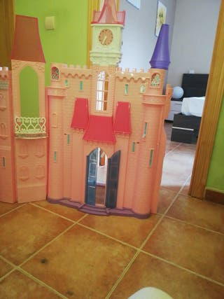 castillos barbies