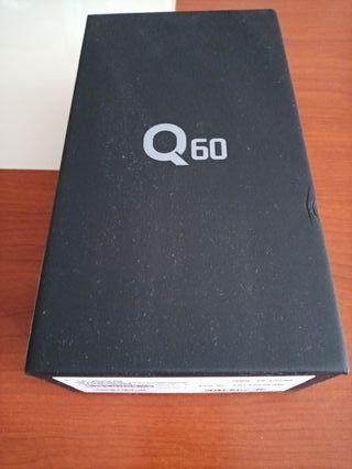 movil lg q60 nuevo,precintado con su caja original