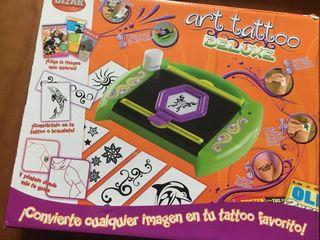 Art tatoo