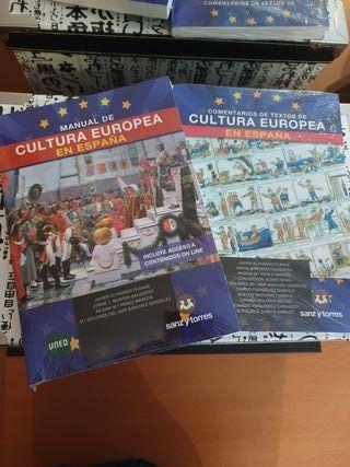 Libros de cultura europea en España de Derecho de