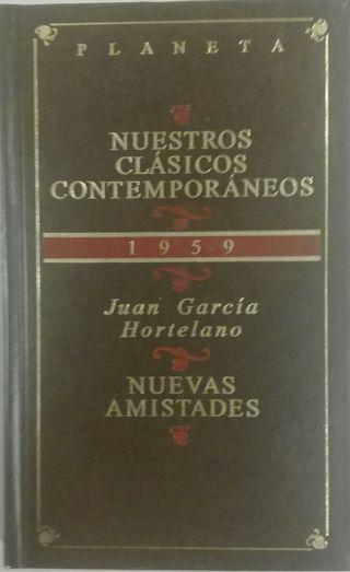 Juan García Hortelano. Nuevas amistades.