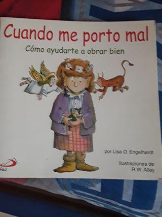 Libro ' Cuando me porto mal'