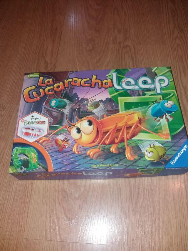 Juego: Cucaracha Loop