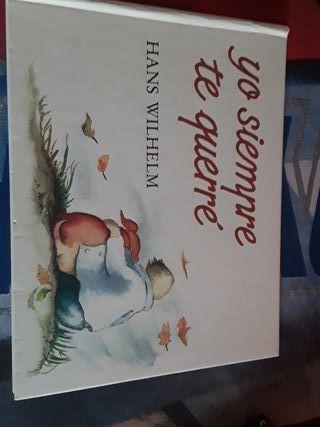 Libro 'Yo siempre te querré '