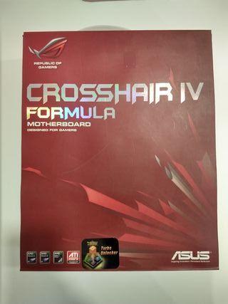 ASUS Crosshair IV Formula + Phenom II X6 1090T