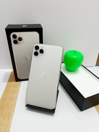 iphone 11 pro Max 64 Gb Silver Apple