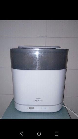 Esterilizador a vapor electrico Philips AVENT