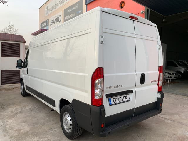 PEUGEOT BOXER 3.0HDI 177CV IMPECABLE