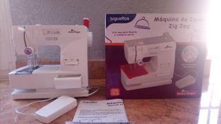 juguete máquina de coser