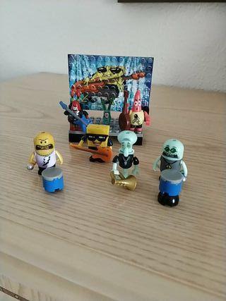 Lego concierto Bob esponja