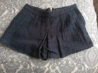 pantalón falda
