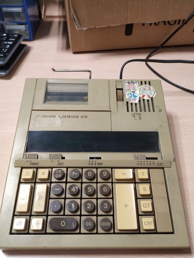 CALCULADORA Olivetti 48