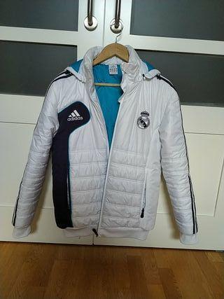 Plumas Real Madrid Adidas. talla M