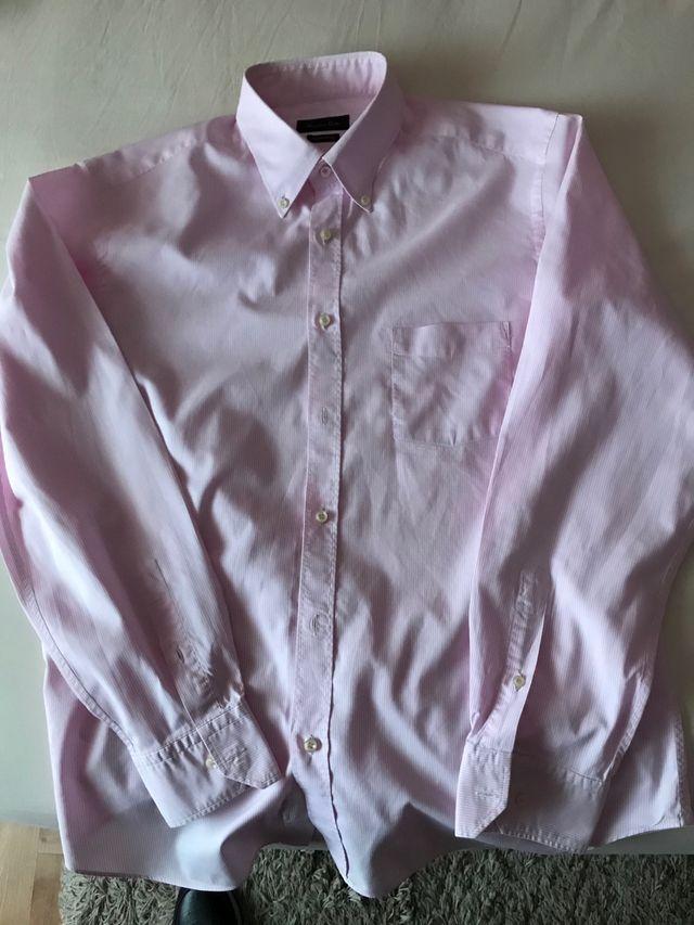 Camisa De Massimo Dutti Para Hombre De Segunda Mano Por 10 En Pastoriza En Wallapop
