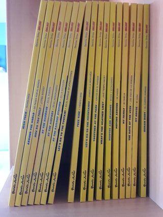17 libros de inglés para niños