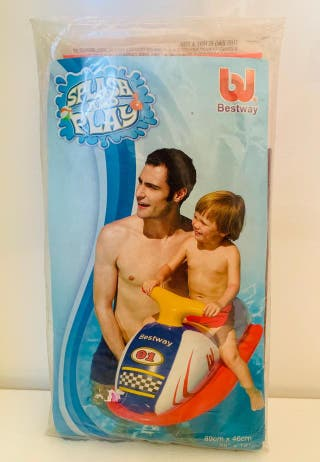 Moto acuática hinchable - Juguete para niños
