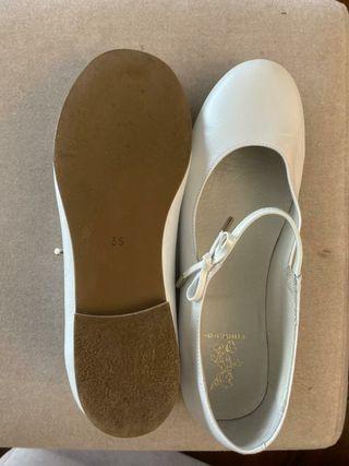 zapatos comunión. 35