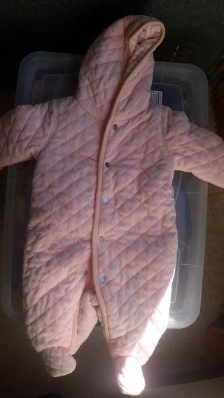 Buzo Ralph Lauren 9 meses rosa