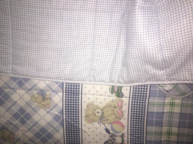 Edredón Infantil, cama 90cm