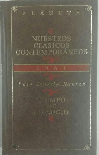 Luis Martín Santos. Tiempo de silencio.