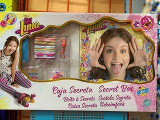 Caja secreta Soy Luna