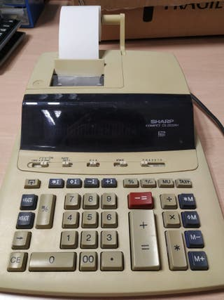 CALCULADORA Sharp compet cs-2635RH