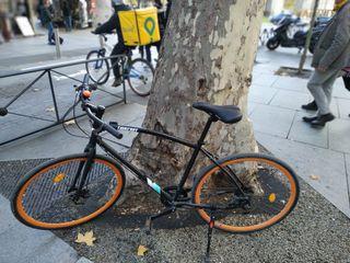 Fabricbike seminueva