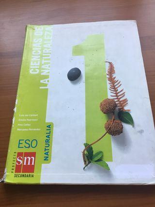 Libro Ciencias De La Naturaleza/Ciencias Naturales