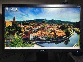 Monitor Acer LED 19,5''