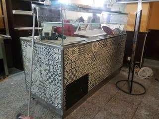 vitrina de kebab