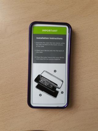carcasa móvil iphone 5s