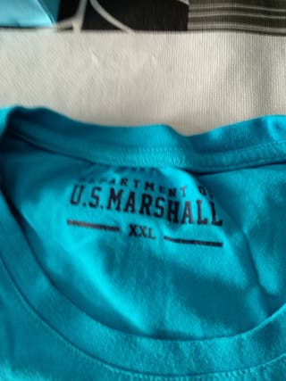 camiseta chico Marshall