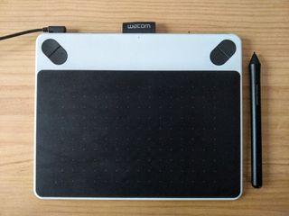 tableta gráfica wacom intous draw