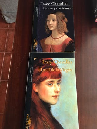 Novelas Tracy Chevalier