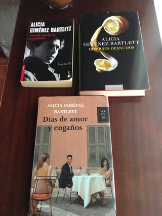 Novelas alicia Gimenez Bartlett