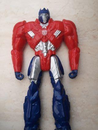 Robot transformers (Hoptimus Prime)