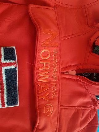 CHAQUETA NORWAY NUEVA!!