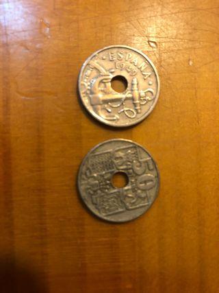 Moneda 50 cnt
