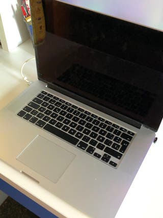 MacBook Pro mediados del 2015
