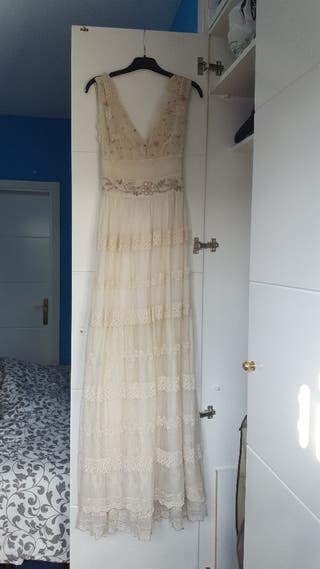 Vestido de novia/fiesta Intropia