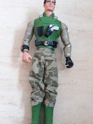 Soldado de juguete.