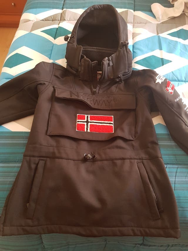 Vendo chaqueta NORWAY impecable
