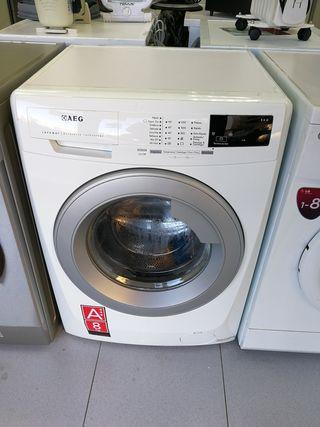 lavadora marca AEG