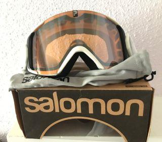 Gafas Esquiar. Salomon.