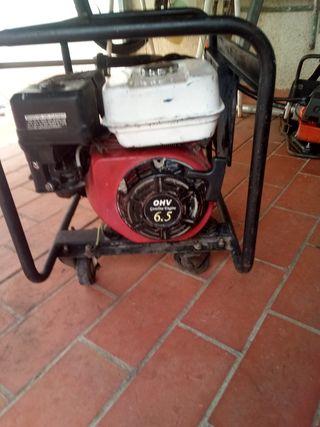 generador de corriente de gasolina