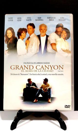 GRAND CANYON EL ALMA DE LA CIUDAD DVD