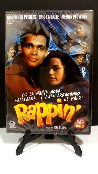 RAPPIN BREACKDANCE 3 NUEVO DVD