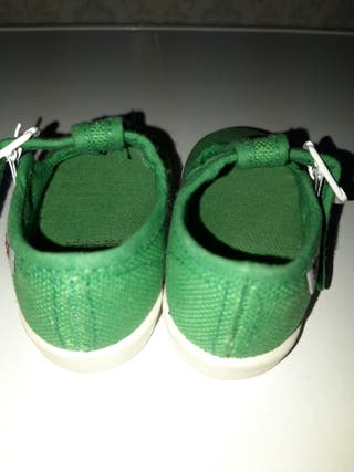 zapatos bebé N18