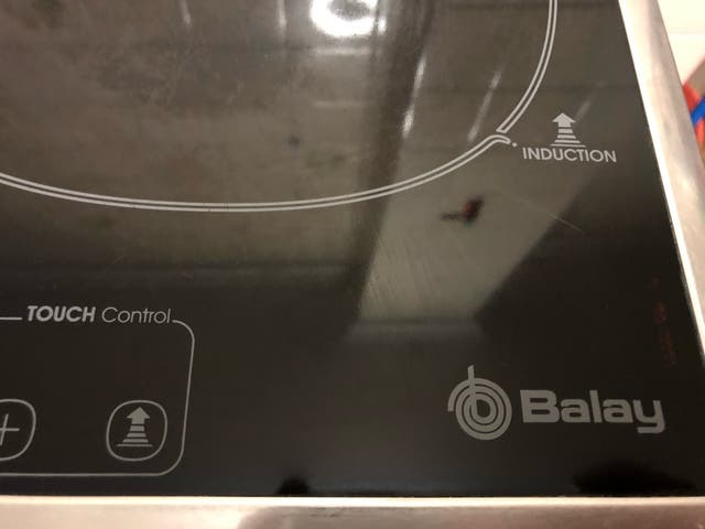 Inducción Balay 4 fuegos 3EM920XT touch control