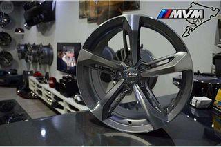 set de llantas 18 MODelo new RS7 AUDI